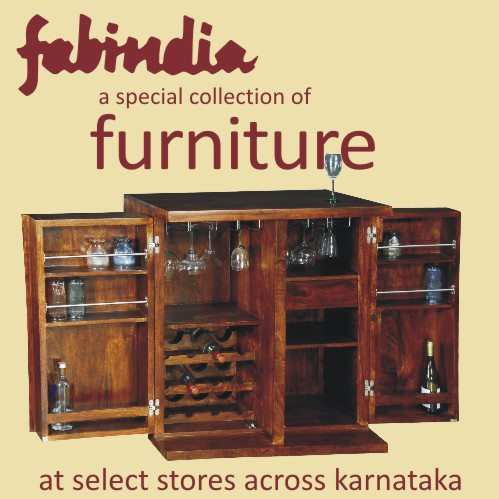 Fabindia Presents A Special Collection Of Furniture From 11 To 27 January 2013 At Select Stores
