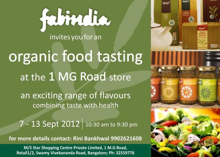 Fabindia Organic Food