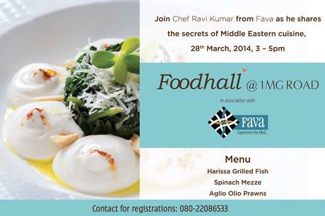 Foodhall | Stores, Outlets, Restaurants in 1 MG Road Mall