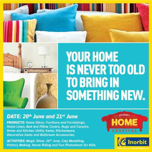 Furnishing And Home D Cor Flea Market At Inorbit Mall Whitefield On 20 21 June 2015 Events