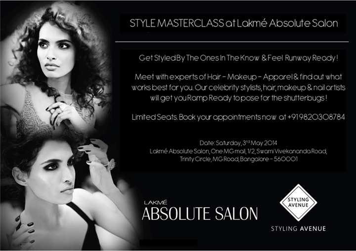 Since beauty salon is a