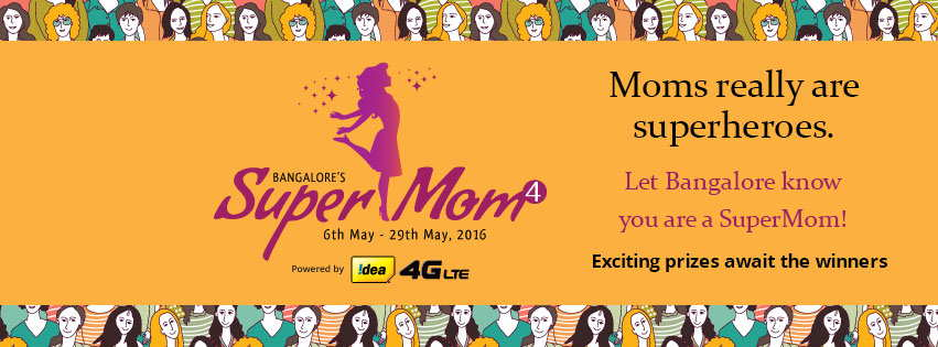 ba23af427b Events in Bangalore - Mantri Square invites moms of Bangalore to the 4th  Edition of ""