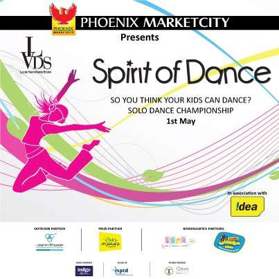 Spirit of Dance - Solo Dance Competition for kids on 1 May 2013 at