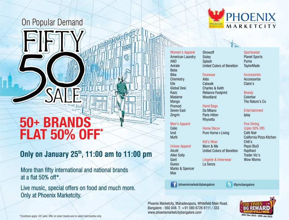 Phoenix Market City Bangalore Mahadevapura Shopping Malls in