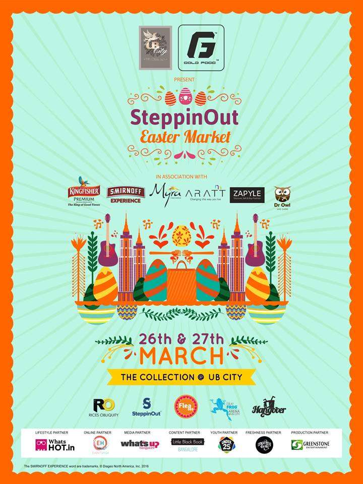 The steppinout easter market at the collection ub city events events in bangalore the steppinout easter market at the collection ub city 26 negle Images
