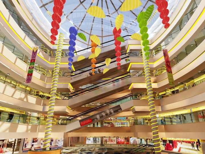 Ascendas Park Square Mall Itpb Whitefield Shopping Malls