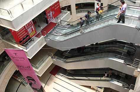 Central Mall Jp Nagar Food Court
