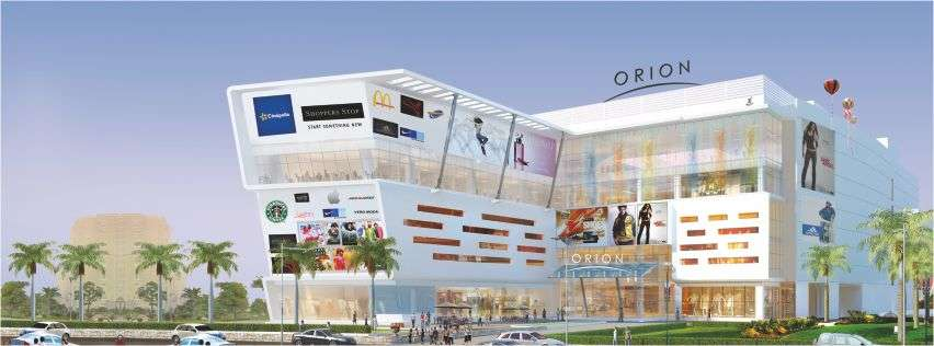 Orion East Mall Banaswadi Shopping Malls In Bangalore