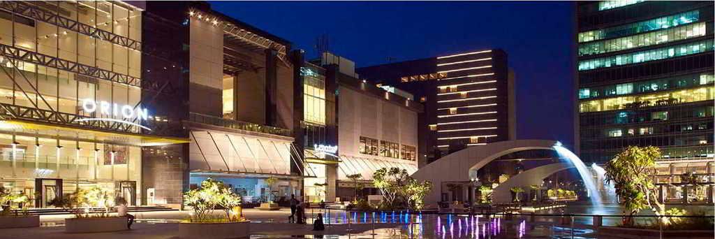orion mall malleswaram