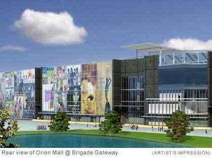 Orion Mall Malleswaram Shopping Malls In Bangalore