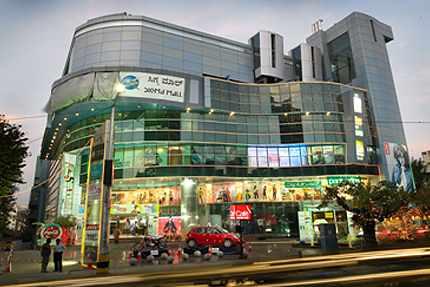 Sigma Mall Cunningham Road Vasanth Nagar Shopping Malls