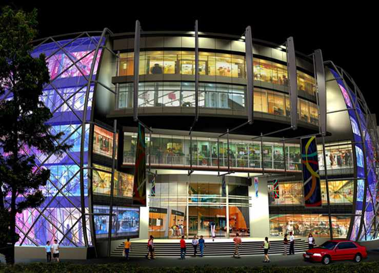 The Forum Shantiniketan Mall Whitefield Shopping Malls