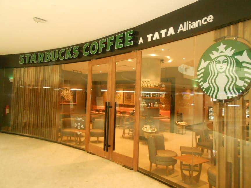 expansion of starbucks in india Starbucks is entering the indian market, with plans to open 50  $200 million  sector has been expanding at a compound annual rate of 25.