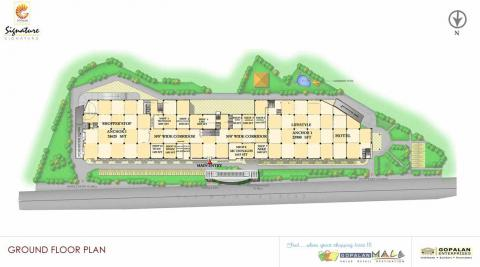 Gopalan Signature Shopping Mall Old Madras Road | Shopping Malls in