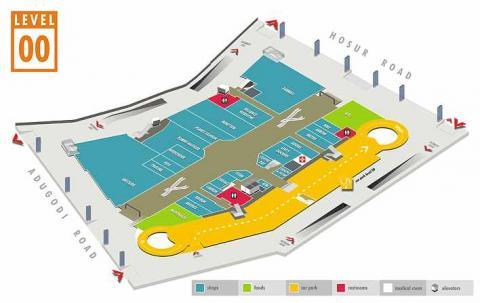 The Forum Mall Hosur Road Koramangala Shopping Malls In
