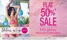 Flat 50% off Sale at Exclusive Enamor Stores