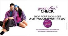 Deals in Bangalore / Bengaluru - Lifestyle Bangalore Style Rewards Offer
