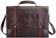 HIDESIGN Piccadilly Arcade Skinny Briefcase