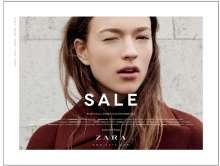 The sale at Zara Bengaluru Stores starts on 26 December 2015