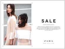 ZARA Sale in all stores from 3 July 2014