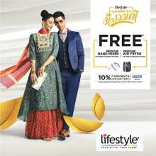 Lifestyle presents Dil Se Diwali Festive Offers  Expires 1st November 2019