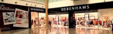 Make space for international fashion in your wardrobe! Bangalore's first Debenhams store, now open at Orion Mall.