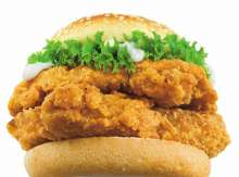 McDonald's® kick starts the New Year with Doubles Fest