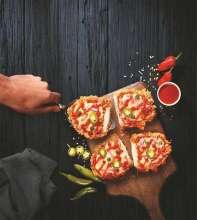 Love Chicken? Love cheese? Try KFC's New Chilli Chizza