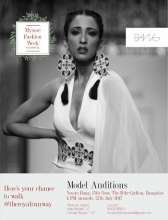 Mysore Fashion Week comes to Bangalore to Host Model Auditions for Season 4