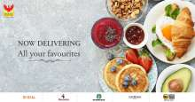 Your Favourite Food from the Restaurants at Phoenix Marketcity Bangalore now a click away!