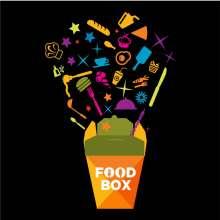 VR FoodBox App