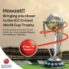 Events in Bangalore - Catch a glimpse of the ICC Cricket World Cup Trophy at Mantri Square Mall Malleswaram on 4 December 2014, 3 pm to 8 pm